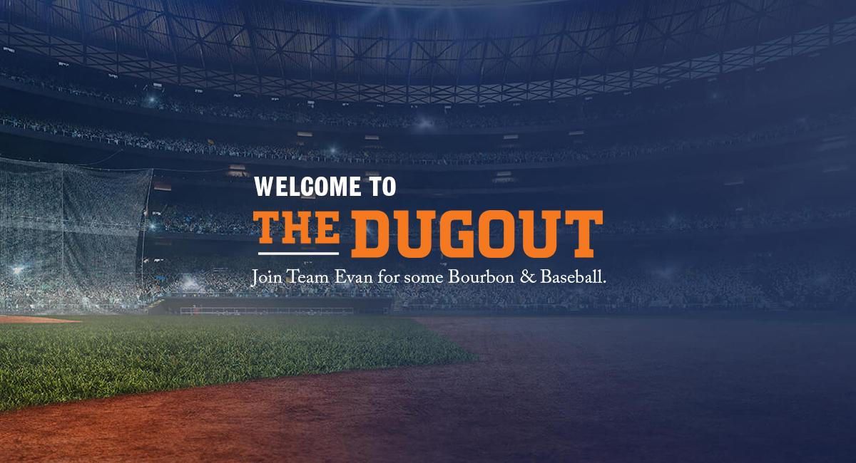 2020 Evan Williams Bourbon MLB Sweepstakes